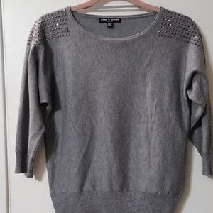 Studded Soft Knit top